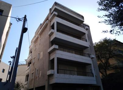 BUILDING CLOSE TO THE CITY CENTER OF ATHENS