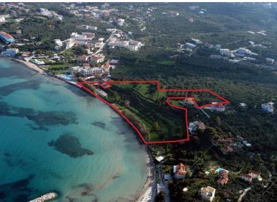 Beachfront Property in Zakynthos
