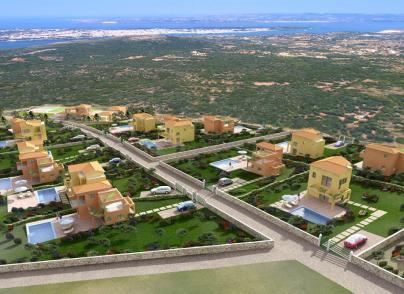 Development project on Kefalonia island