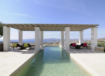 Traditional Cycladic Villa