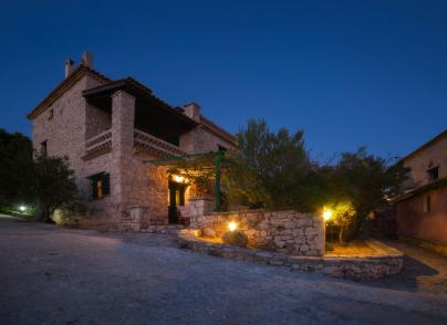 Traditional stone villa in Zakynthos