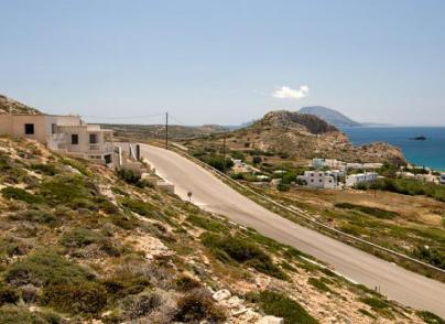 Sea views villa