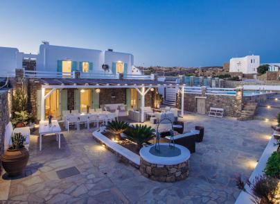 Amazing location sea view villa