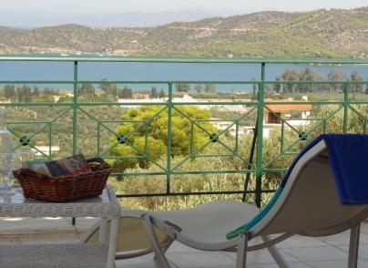 Villa with fantastic panoramic sea views