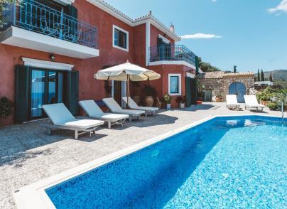 Stylish villa in Zakynthos