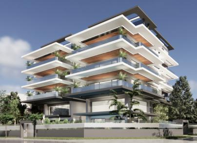 Apartment in a new luxury development