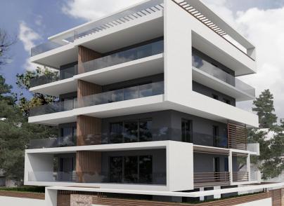 Apartments with Views of Varkiza Beach