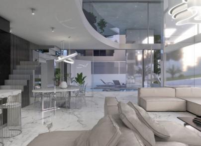 Triplex Apartment in New Development