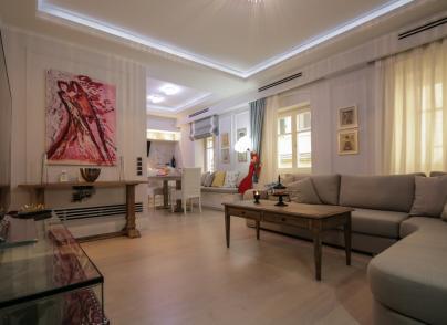 Unique apartment in Corfu old town