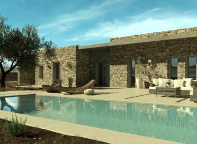 Exclusive villas with vineyards