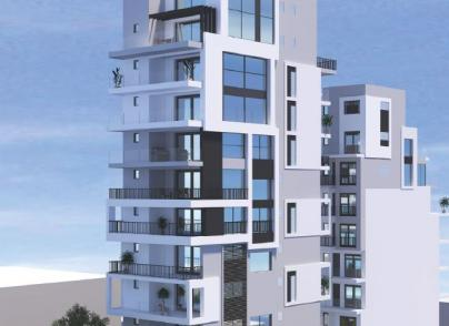 New Residential Project in Pagrati, Athens