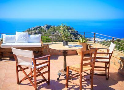 Authentic Cretan residence