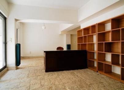 Open plan loft style apartment in Kolonaki
