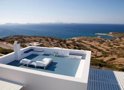 Peaceful holiday villa