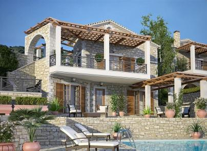 High-spec second home in the Ionian Sea