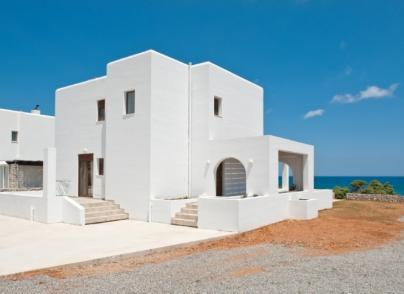 Stunning beachfront villa