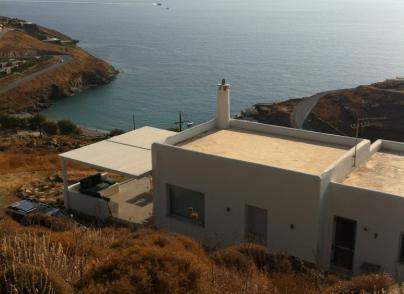 Holiday family house with stunning sea views