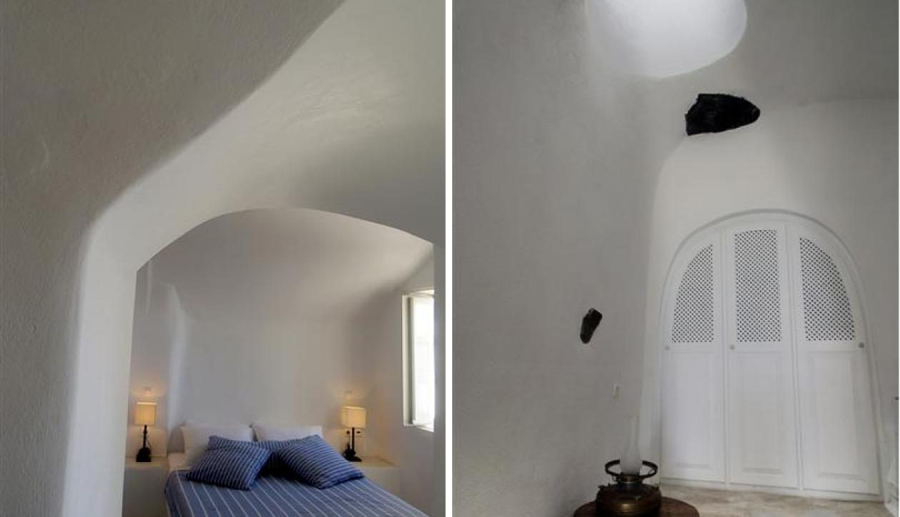 Majestic cave houses in breathtaking location