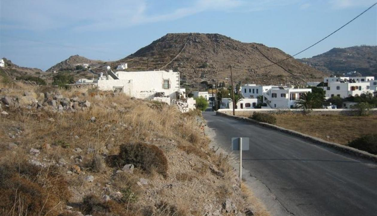 Two sizeable land plots in beachfront location
