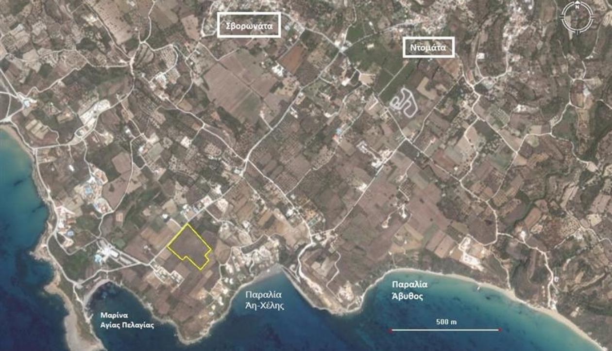 Development plot suitable for hotel/villas development