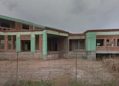 Hotel unit under construction in Mytilini