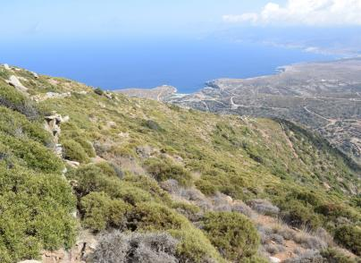 Unique large land plot with panoramic views