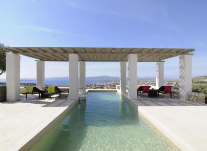 Traditional Cycladic Villa