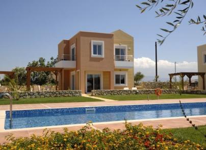 High quality villas