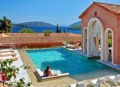 Beautiful monastery-styled villa