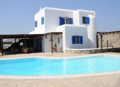 Aegean style villa