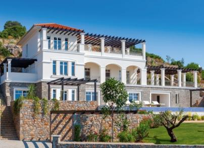 Mediterranean private villa