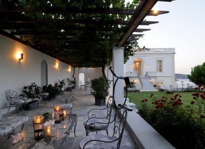 Historic Mansion in Andros Chora