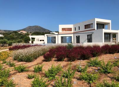 Luxurious villa on Ammoudara beach