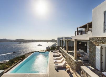 A villa of sheer luxury