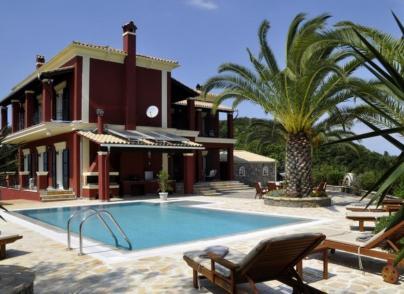 A villa to create memories