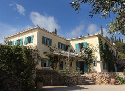 Traditional style villa in Zakynthos