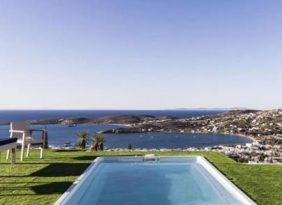 Villa with amazing views