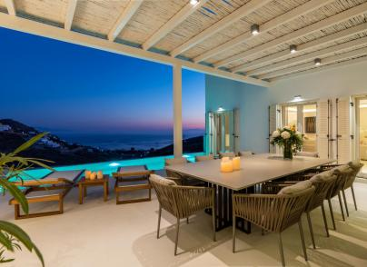 A villa with incomparable panoramic position