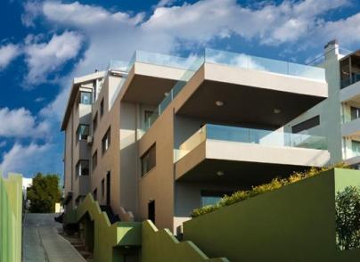 Great sea views apartments in Saronida