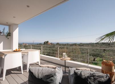 Unlimited Sea view villa in Zakynthos