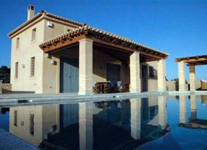 Well designed villa in top end destination