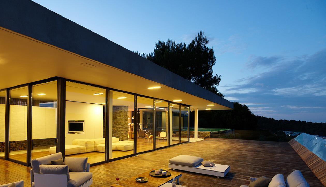 Magnificent villa at an excellent location