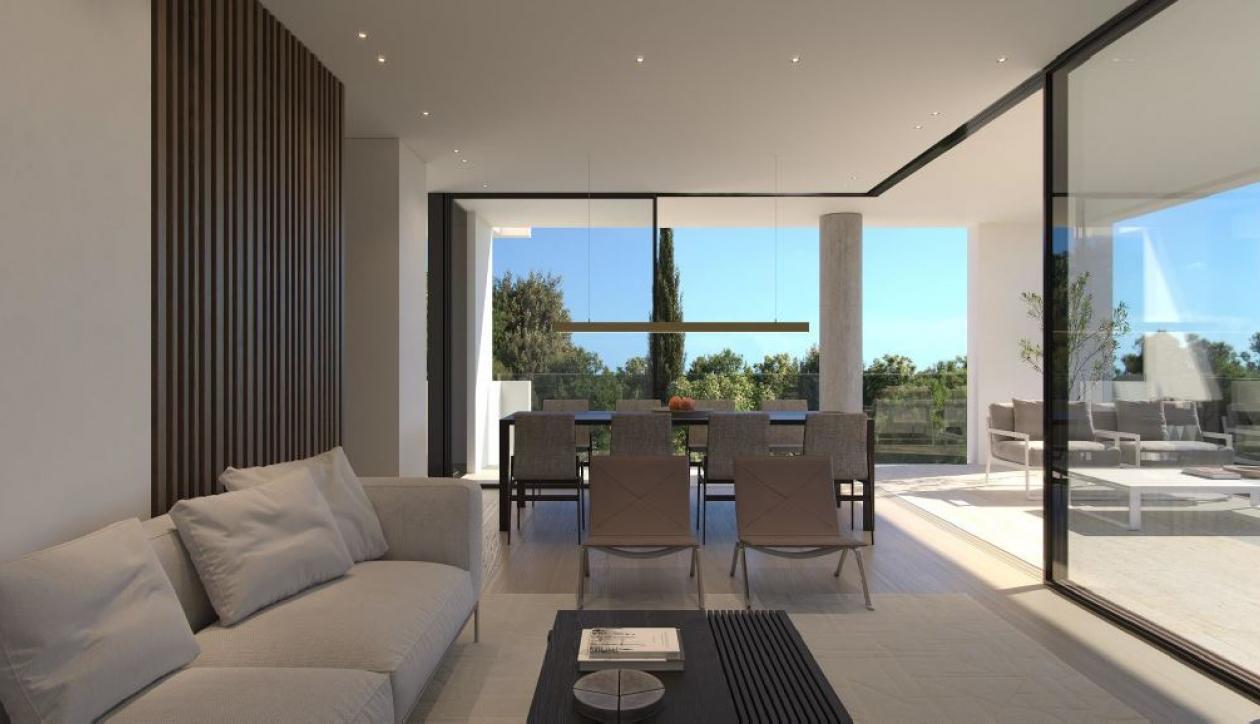 High-End Residential Development