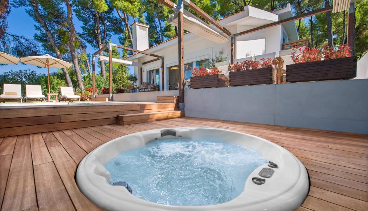Luxury, contemporary living